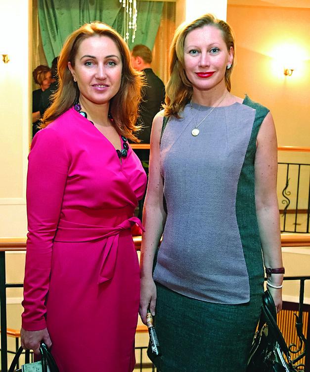 Елена Колосветова, Наталья Корчакова