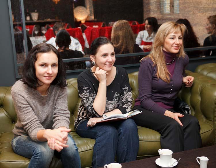 """Клуб Chercher la femme в ресторане """"Зерно горчицы"""""""