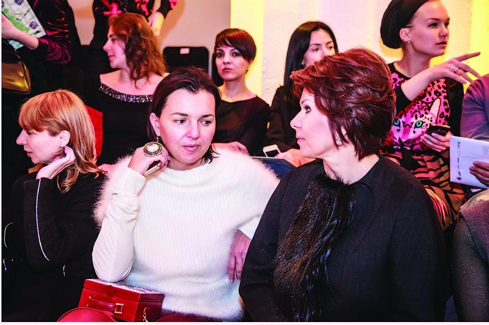 Наталия Черкасская, Евгения Губская