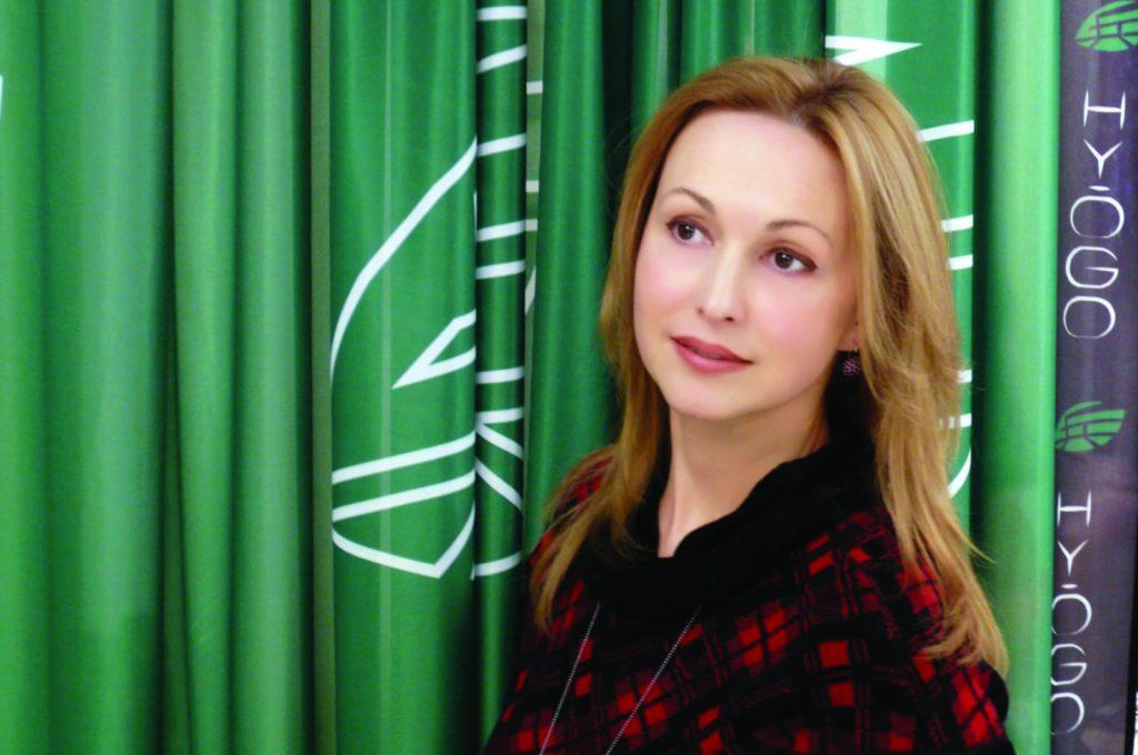 Ирина Гончарова: «Важно чувствовать, что ты сам себе приятен, без этого ощущения невозможна внутренняя гармония».