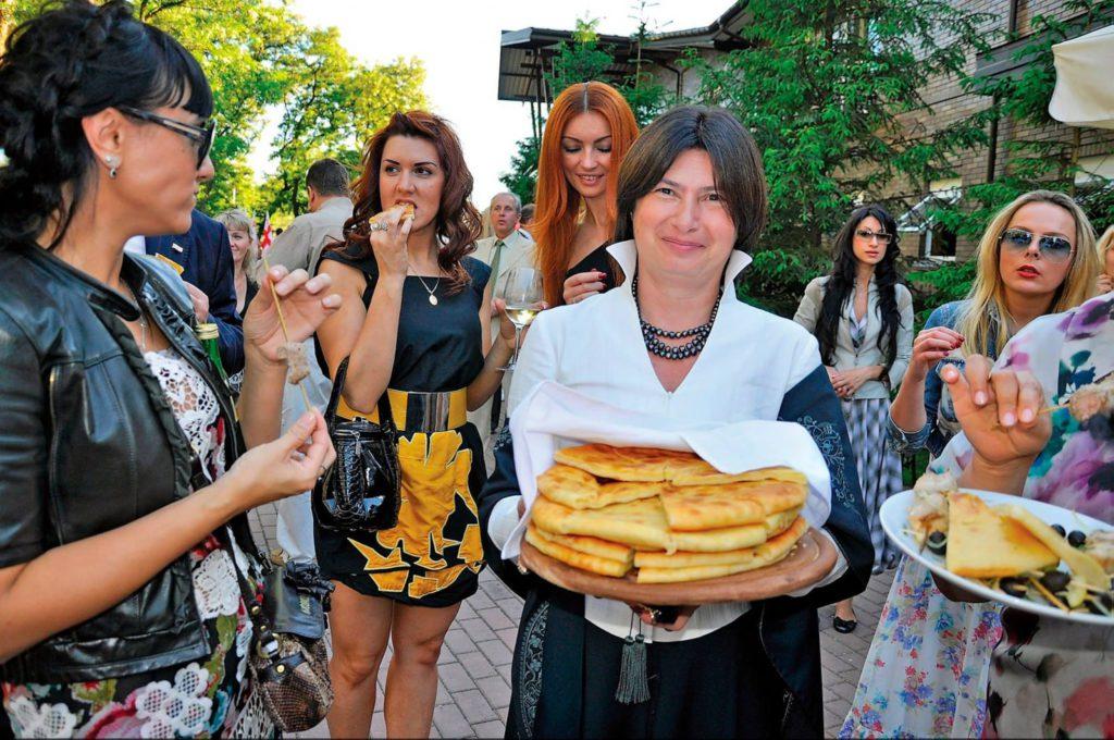 Хачапури от Лали Киладзе по праву считаются одними из самых вкусных