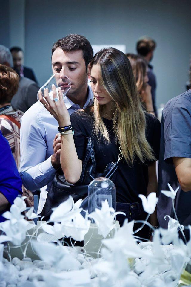 Увлечённая ароматами публика, журналисты, блогеры и критики со всего мира съезжаются во Флоренцию для того, чтобы познакомиться с новыми предложениями современных парфюмеров.
