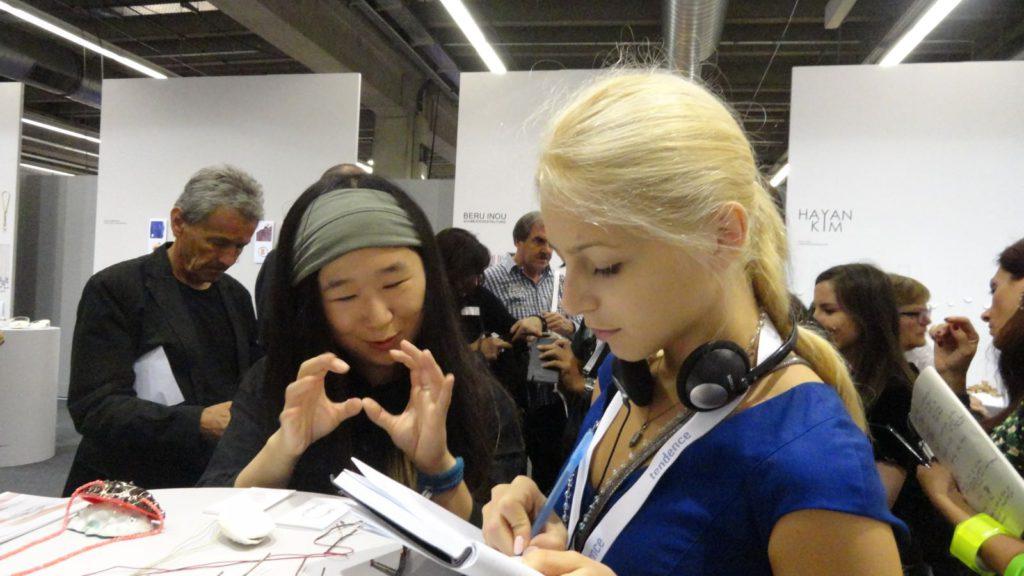 Yiqing Cai и ее работы
