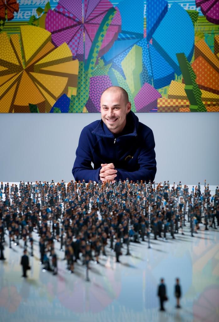 Алексей Сай: Искусство – это разговор с подготовленным собеседником всегда, и, главное, разговор содержательный