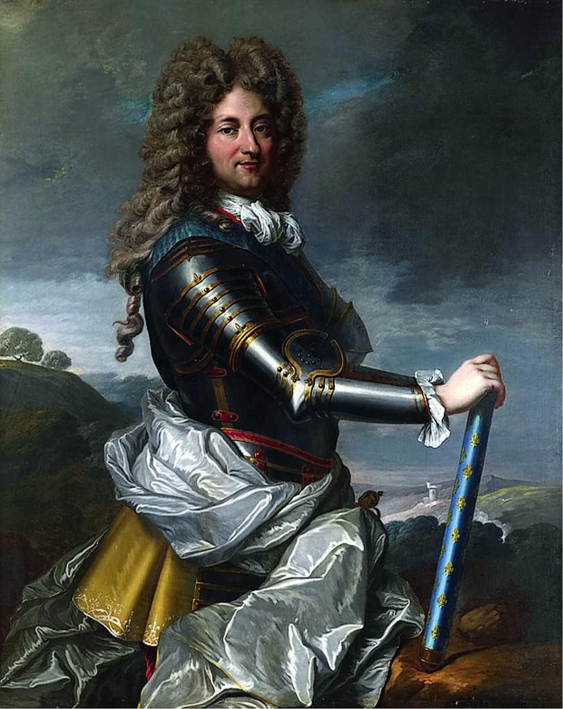 Филипп II, герцог Орлеанский регентФранцузского королевства при малолетнем короле  Людовике XV. Именно в честь него алмаз и получил свое имя «Регент»