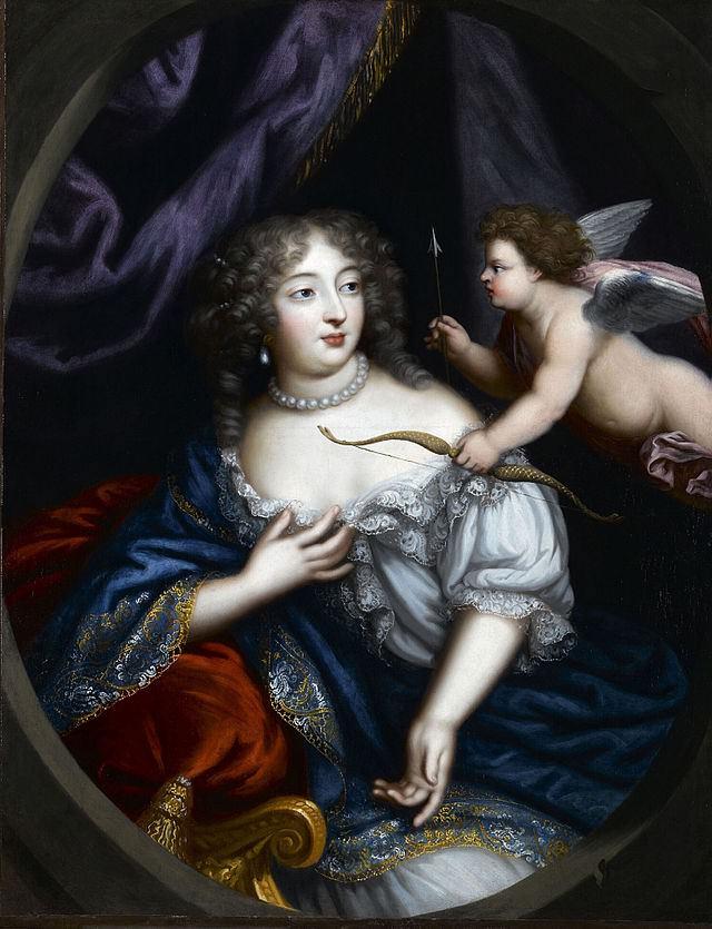 Мадам де Монтеспан