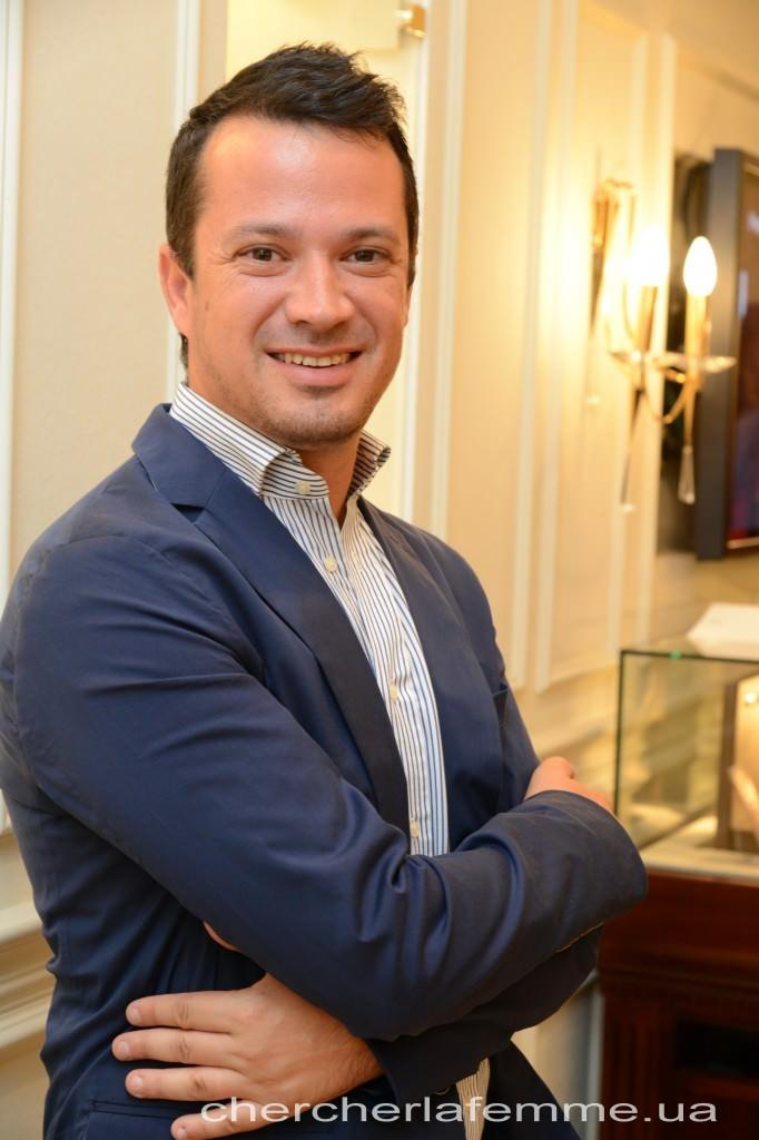 Владелец компании Novaresse сеньор Энрико Новарезе