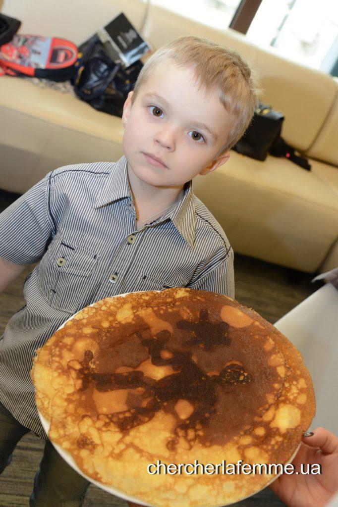 Никита и его pancakeman