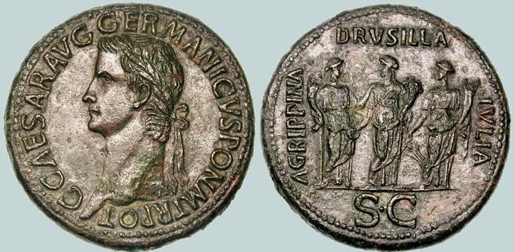 Caligula-sisters