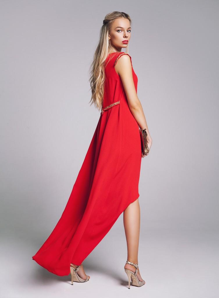 Платье, которое покорило ведущих Супер радио и выиграло билеты Mercedes-Benz Fashion Days Kyiv