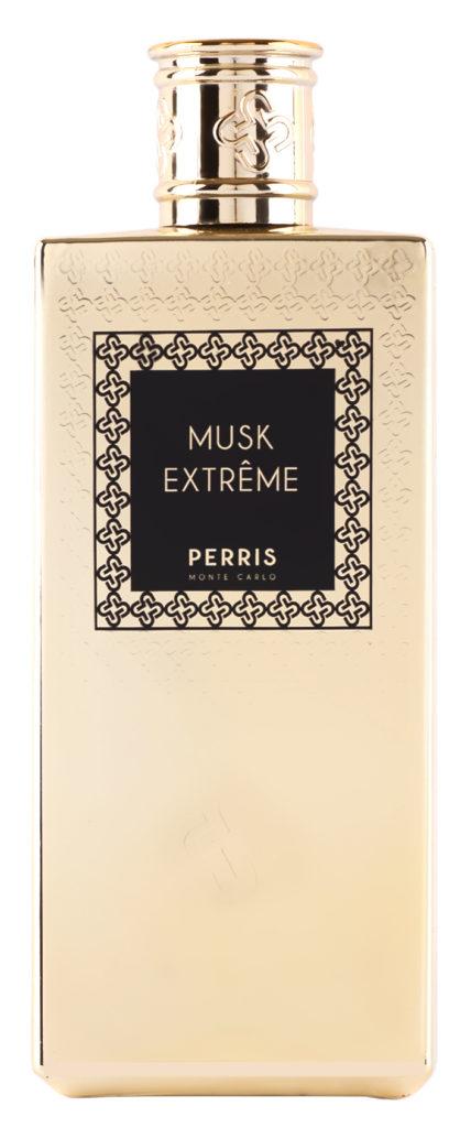 Perris Musk Extreme Бергамот, жасмин, кумарин, амбра, мускус, абсолю розы, ириса и ванили