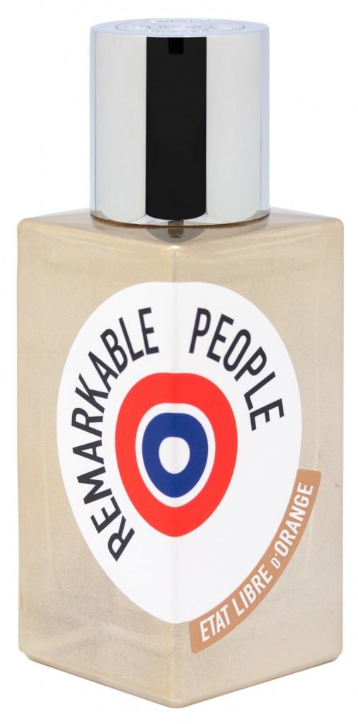 Etat Libre d'Orange Remarkable People Гейпфрут, аккорды шампанского, жасмин, специи, лабданум, дерево,