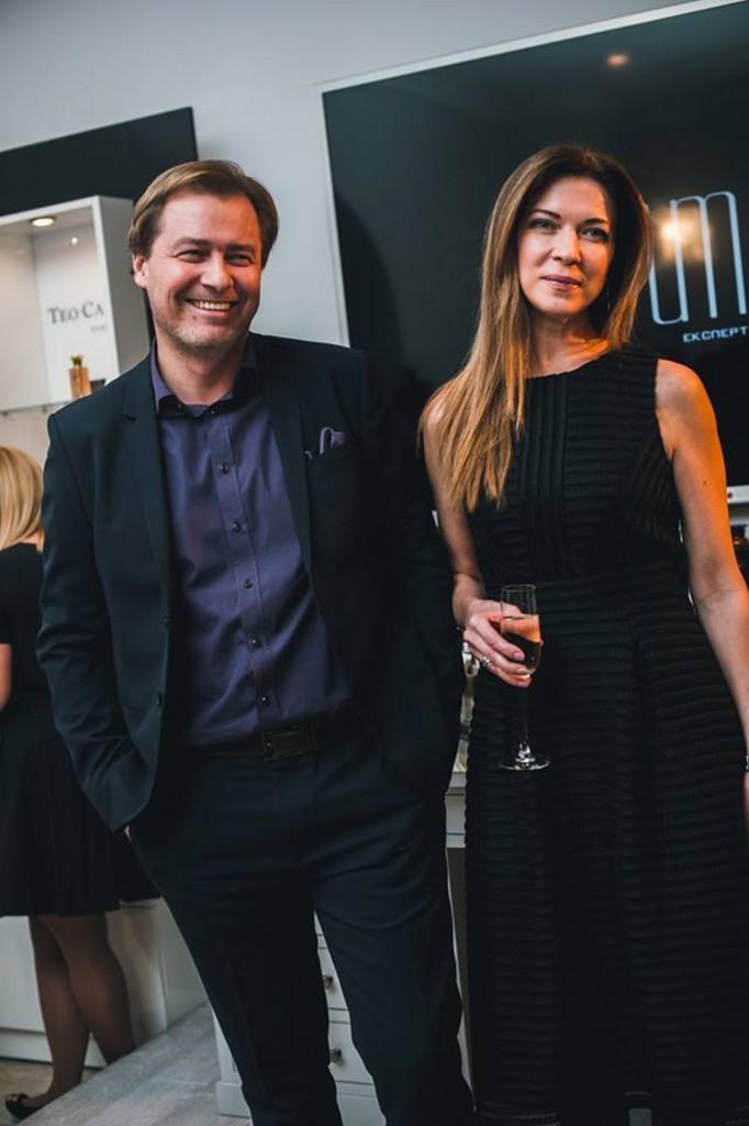 Татьяна и Дмитрий Слесаревы