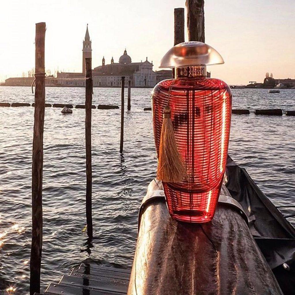 Уникальные флаконы коллекции Murano Exclusive олицетворяют венецианскую роскошь