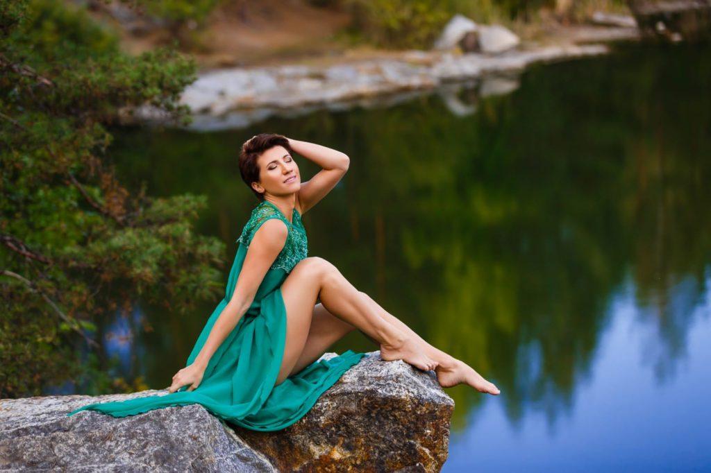 Анита Луценко: - «Идеальный вес» - это тот, с которым человек максимально долго живет.