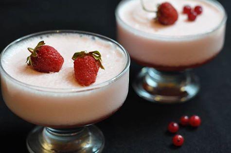Воздушный сметанный десерт на скорую руку от Светланы Фус
