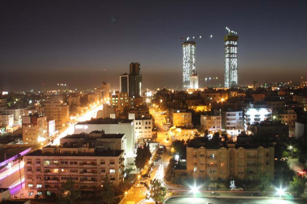 Амман - самый крупный город страны.