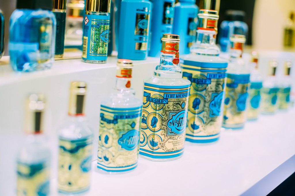 Одеколоны Original Eau de Cologne и Koelnisch Wasser до сих пор под охраной немецкого ведомства по защите марок и патентов.