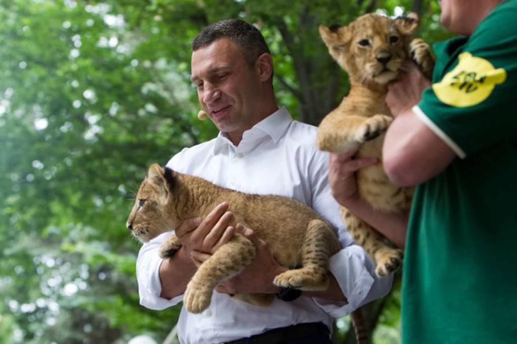 Klichko_Kyiv_Zoo