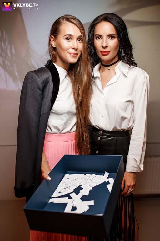 Анастасия Пилипишина и Инна Елисеева