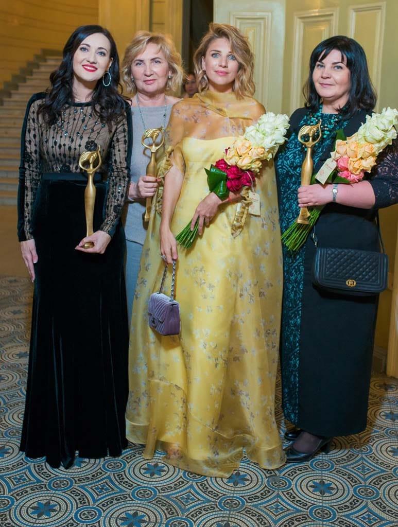 Соломия Витвицкая, Катя Сильченко, Татьяна Щербина