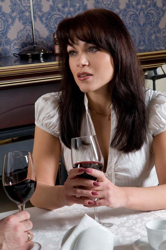 Наталия Шевченко, управляющая Салона вин и ресторана Гран Крю