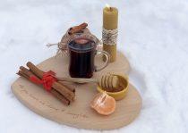 Глинтвейн – рецепт зимнего настроения!